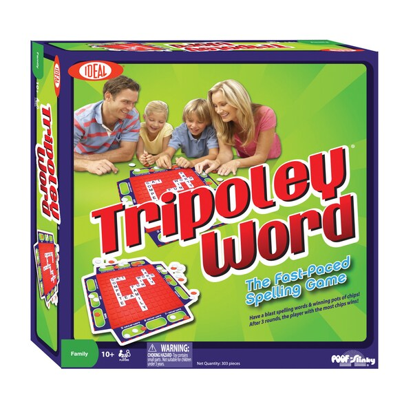 Tripoley Word Game