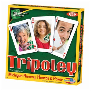 Tripoley Deluxe Mat Version Game