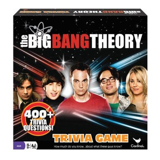 The Big Bang Theory Trivia Game