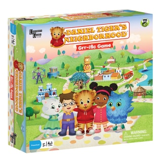 Daniel Tiger's Neighborhood Grr-ific Game