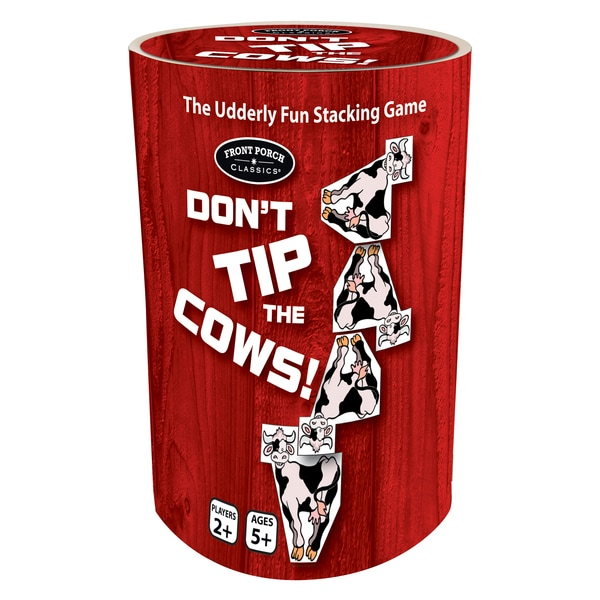 Don't Tip the Cows!
