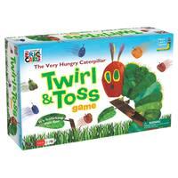 University Games Very Hungry Caterpillar Twirl & Toss Game