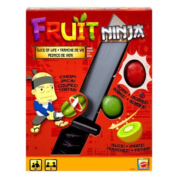 Fruit Ninja: Slice of Life Board Game
