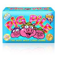 Pig Pile Card Game