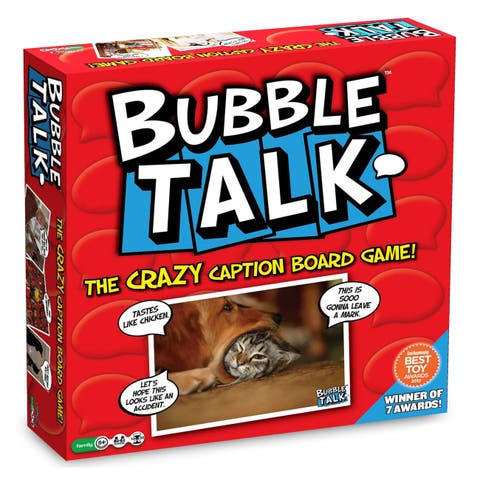 Bubble Talk Board Game