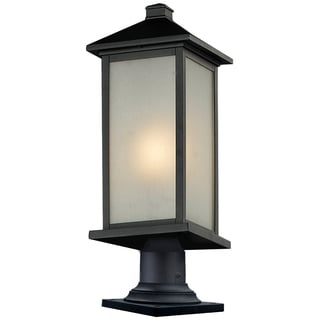 Z-Lite Cast Aluminum Outdoor Post Light