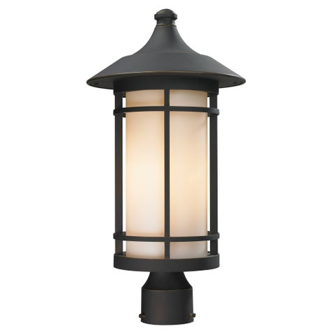 Avery Home Lighting Oil-rubbed Bronze Outdoor Post Light