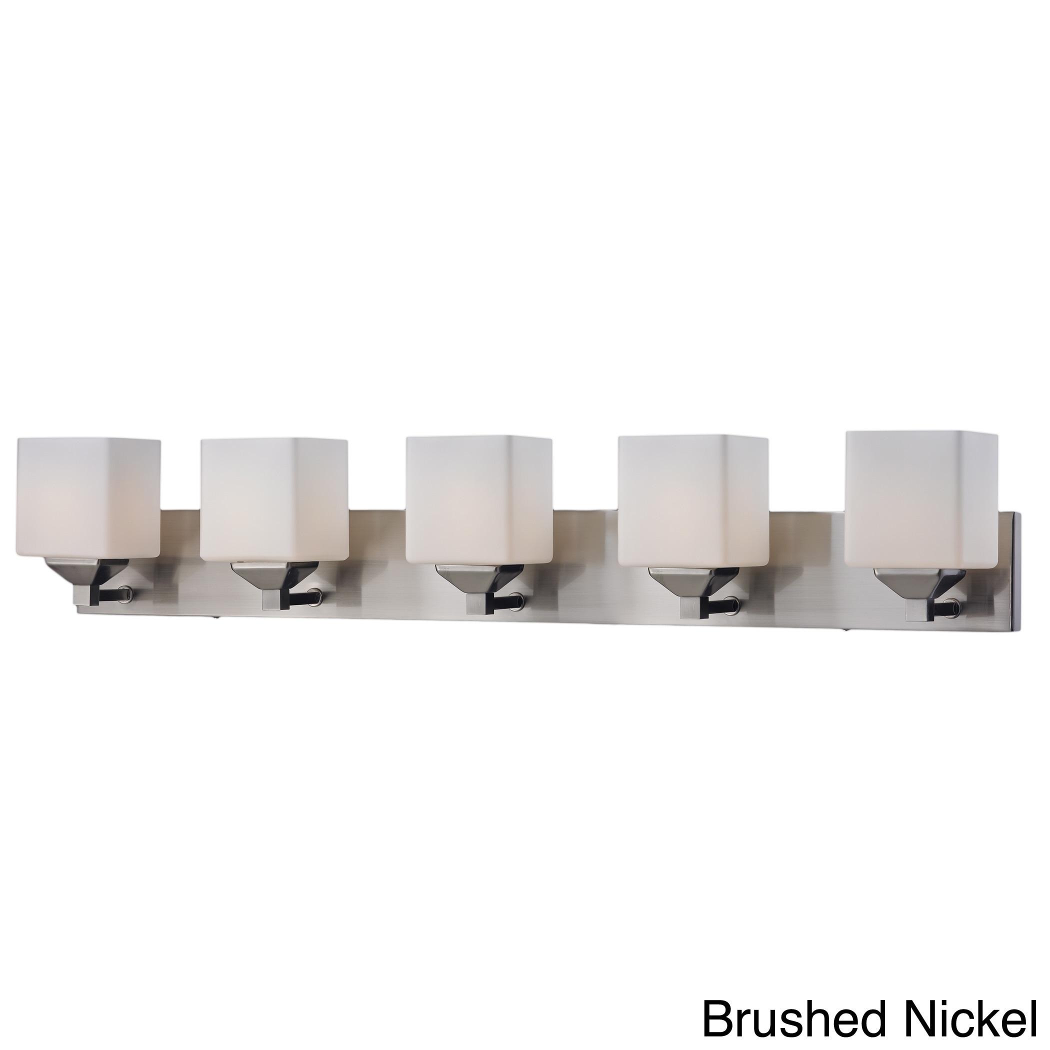 Avery Home Lighting 5 Light Bathroom Vanity Overstock 8619049