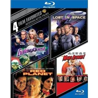 4 Film Favorites: Intergalactic Films (Blu-ray Disc)
