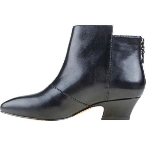 Women's Earthies Del Rey Black Soft Calf