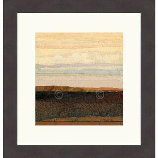 Jeannie Sellmer 'Landscape 6' Framed Art Print