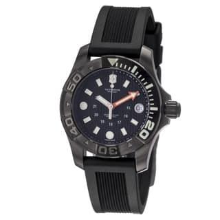 Victorinox Swiss Army Men's 241555 'Dive Master' Black Dial Black Rubber Strap Watch|https://ak1.ostkcdn.com/images/products/8624603/Victorinox-Swiss-Army-Mens-241555-Dive-Master-Black-Dial-Black-Rubber-Strap-Watch-P15890178.jpg?impolicy=medium