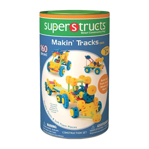 Superstructs Makin' Tracks Game