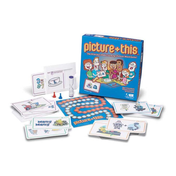 Picture This Board Game