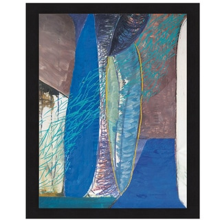 Dictations of the Day/Veronica Bruce Framed Art Print