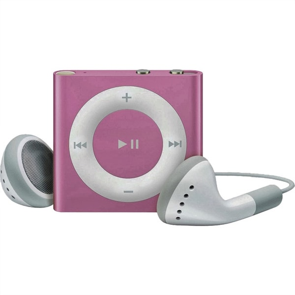 Apple 2GB iPod Shuffle Purple 4th Generation