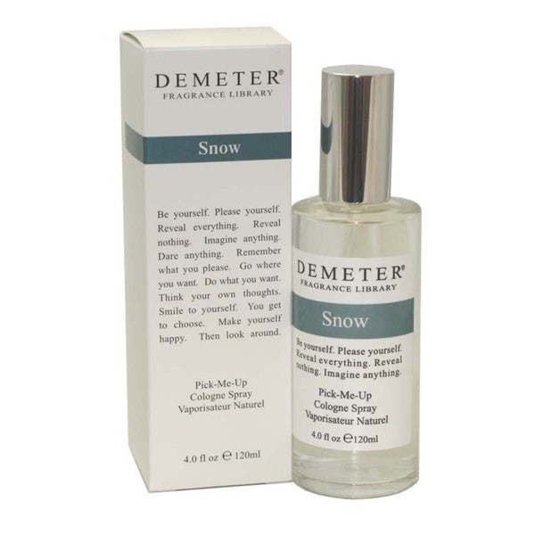 Demeter 'Snow' Women's 4-ounce Pick-me-up Cologne Spray