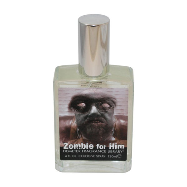Demeter Zombie for Him Men's 4-ounce Cologne Spray (Unboxed). Opens flyout.