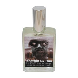 Demeter Zombie for Him Men's 4-ounce Cologne Spray (Unboxed)