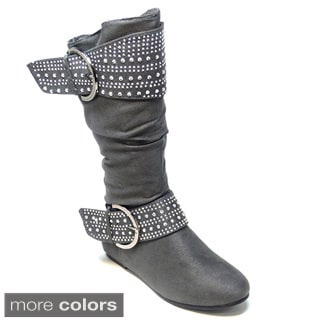 Blue Women's Lorena MId-Calf Boots