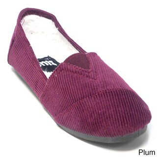 Blue Children's K-Timmy Cord Shoes