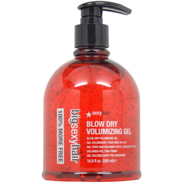 dry review sexy Big gel blow hair volumizing