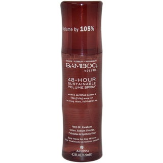 Alterna Bamboo 48-Hour Sustainable Volume 4.2-ounce Hair Spray
