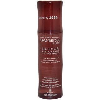 Alterna Bamboo 48-Hour Sustainable Volume 4.2-ounce Hair Spray