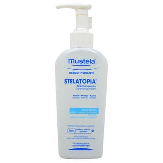 Mustela Stelatopia 6.7-ounce Cleansing Cream|https://ak1.ostkcdn.com/images/products/8625021/P15890547.jpg?impolicy=medium