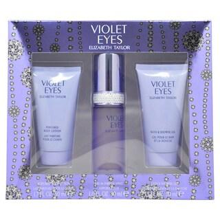 Elizabeth Arden Violet Eyes Women's 3-piece Gift Set