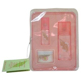 Elizabeth Arden Green Tea Cherry Blossom Women's 3-piece Gift Set