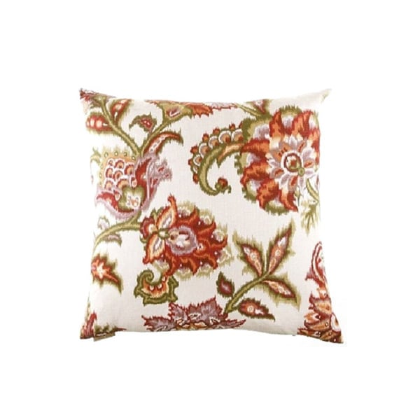 Yvette Decorative Down Fill Throw Pillow