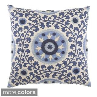 Tribal Thread Decorative Down Fill Throw Pillow