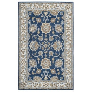 Crypt Collection Hand-tufted Wool Accent Rug (5' x 8') - 5' x 8'