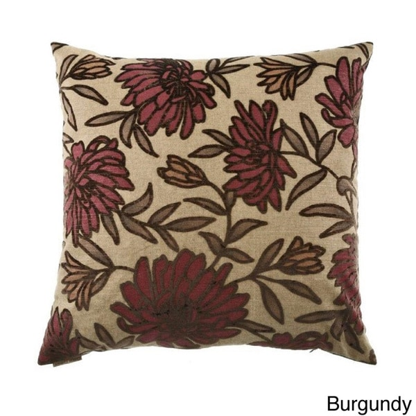 Montague Feather Filled Decorative Throw Pillow - Free Shipping Today - Overstock.com - 15890615