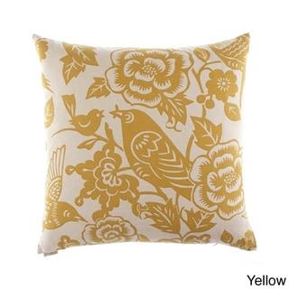 Billybird Decorative Down Fill Throw Pillow