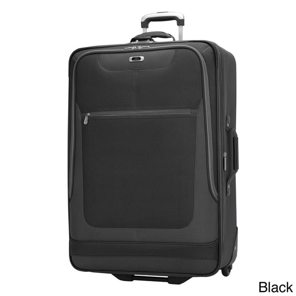 00b26f1ec Shop Skyway Epic 28-Inch 2-Wheel Expandable Rolling Upright Suitcase ...