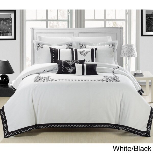 Athens 7-piece Cotton Comforter Set