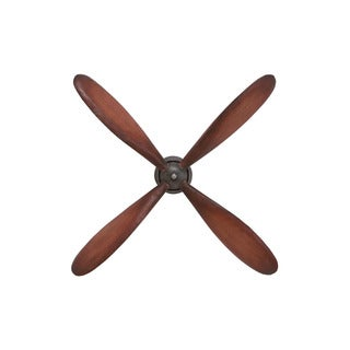 Metal Propeller Wall Decor