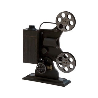 Metal Film Projector Table Decor
