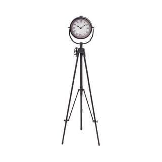 Metal Tripod Standing Wall Clock - Thumbnail 0