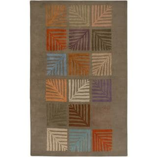 Rizzy Home Anna Redmond Collection Hand-tufted Wool Accent Rug (5' x 8')