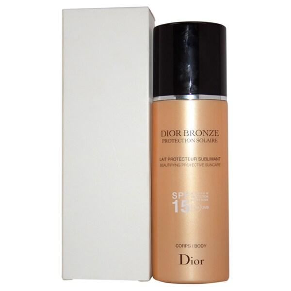 c2e7f963 Dior Bronze Beautifying Protective 6.7-ounce Suncare (Tester)