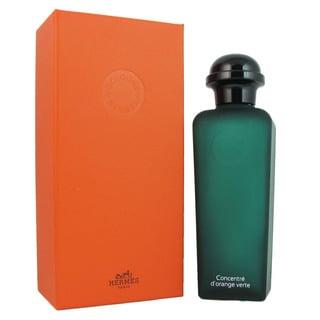 Hermes Concentre DOrange Verte 6.7-ounce Eau de Toilette Spray