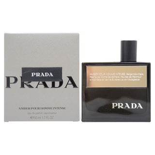 Prada Amber Pour Homme Intense Men's 1.7-ounce Eau de Parfum Spray