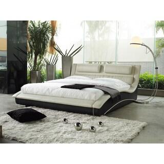 Napoli Modern King Size Platform Bed