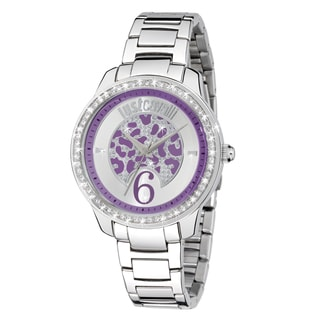 Just Cavalli Women's Silver Stainless Steel Watch