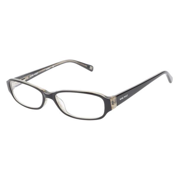 Nine West NW5015 022 Black Shimmer Prescription Eyeglasses