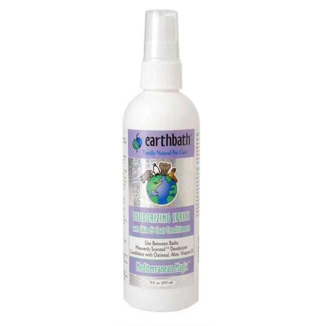 Earthbath Earth Bath Mediterranean Magic 8 oz Spritz (1),...