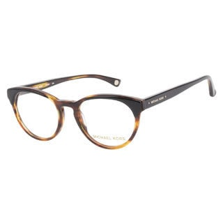 Michael Kors MK260 226 Brown Horn Prescription Eyeglasses